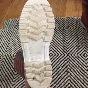 Burberry Shoes - Burberry plaid rain boots